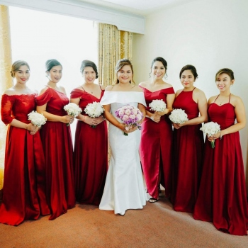 Bridesmaid / Maid of Honor Dresses