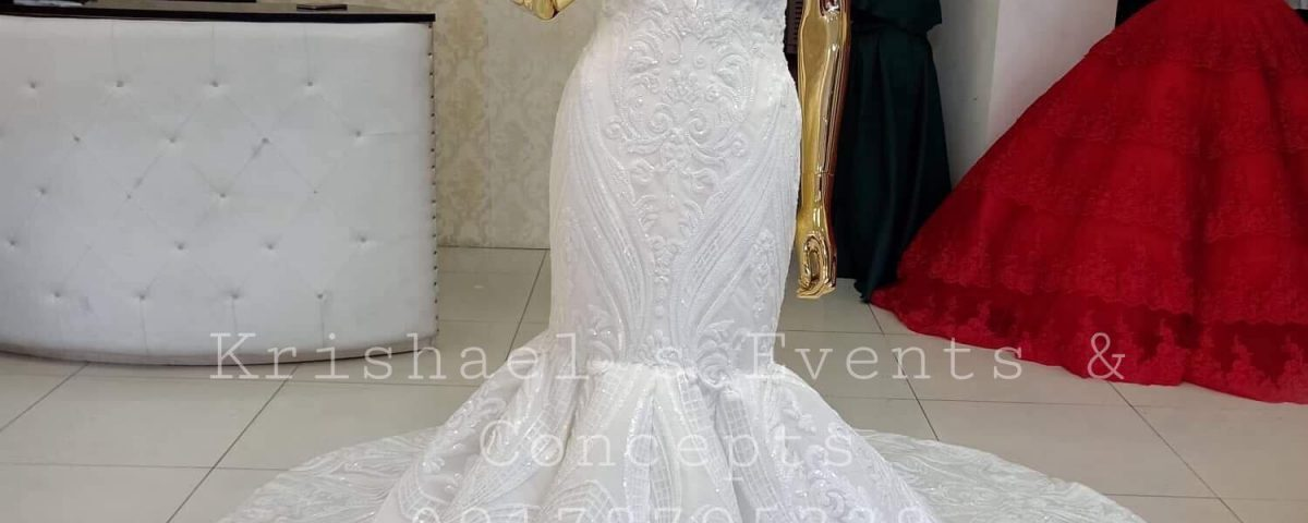 Premium XX Wedding Gown. No first user yet
