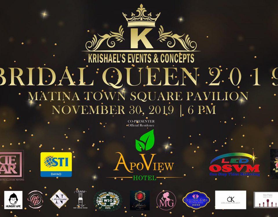 Krishael's Bridal Queen 2019 Sponsors