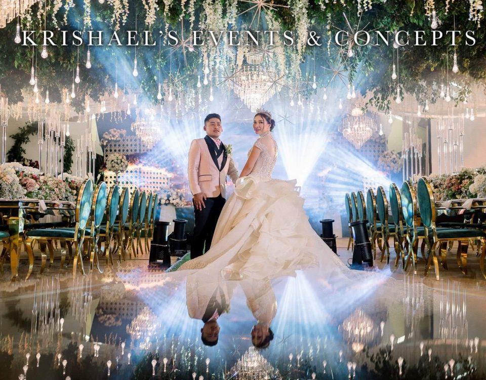 Eden All In Wedding by Krishael's Events & Concepts  Wedding Planner & C...