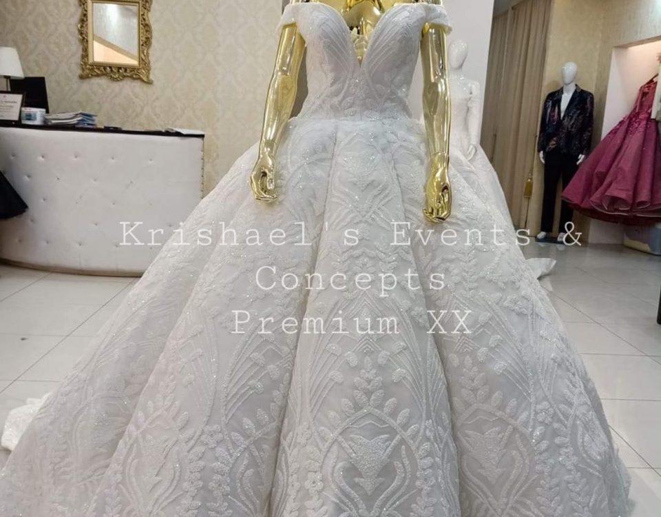 On Hand Premium XX Wedding Gown