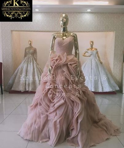 Class A Ball Gown  Like our page   Krishael's Events & Concepts   Call us   ...