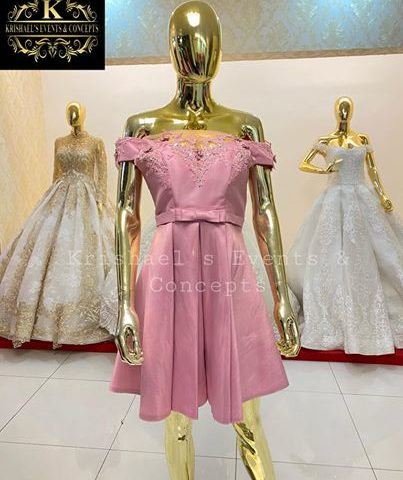 Cocktail Dress by Krishael's Events & Concepts   Like our page | Krishael's ...