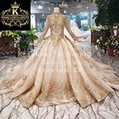 PRE ORDER MUSLIM WEDDING GOWN  Wedding Gown for SALE or RENT.   First Come First...