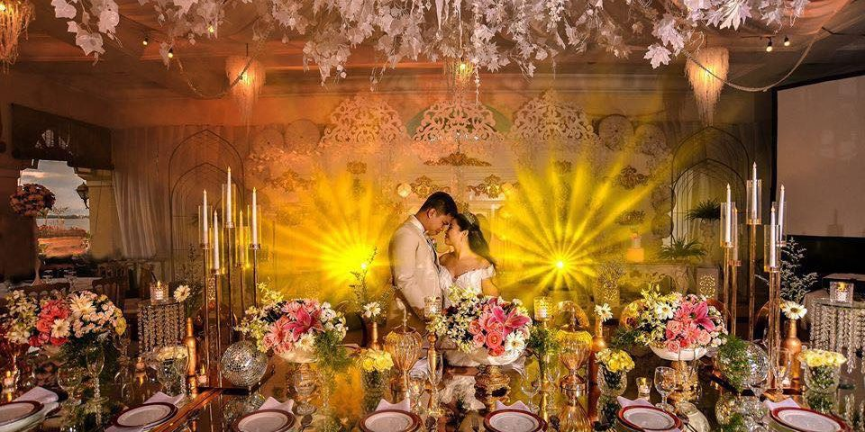 175K GARNET ALL IN WEDDING PACKAGE  Inclusions:  •Venue (Airconditioned or Clubh...