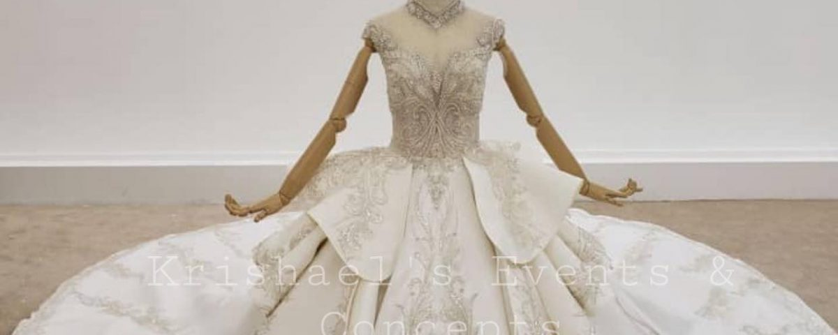 Premium XX Wedding Gown by Krishael's Events & Concepts. This gown is sold a...