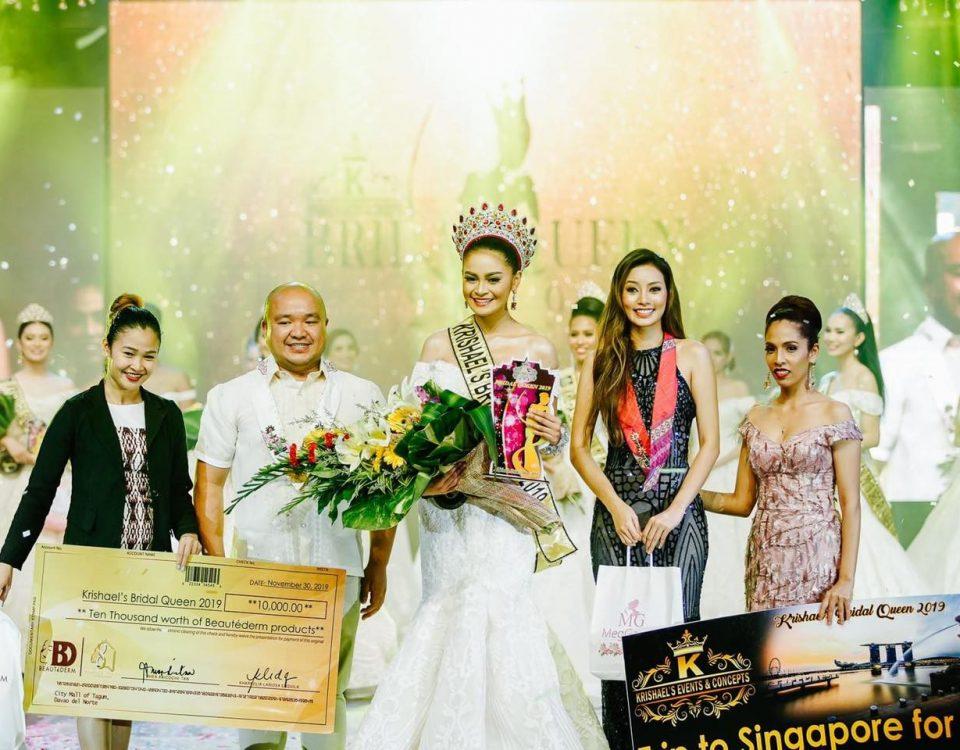 Happy Birthday to the 1st ever Krishael's Bridal Queen 2019 Ybonne Ortega!!!   ...