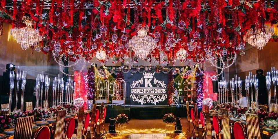 All In Wedding by Krishael's Events & Concepts. We can also customize base o...