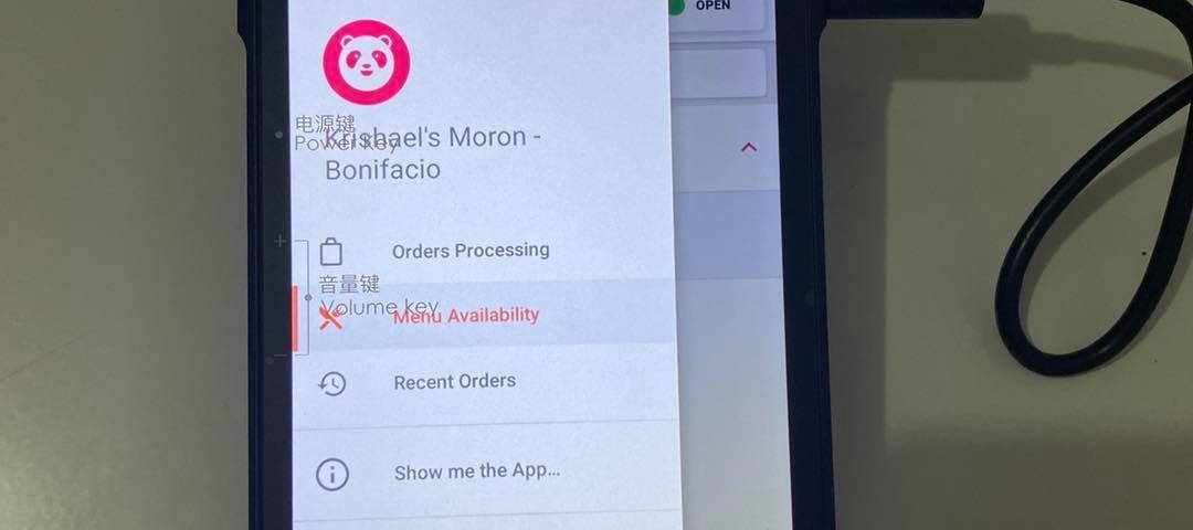 Krishael's Moron is available at Food Panda starting July 15, 2020. Order na