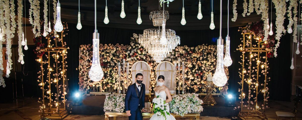 Intimate Wedding by Krishael's Events & Concepts  Cris King