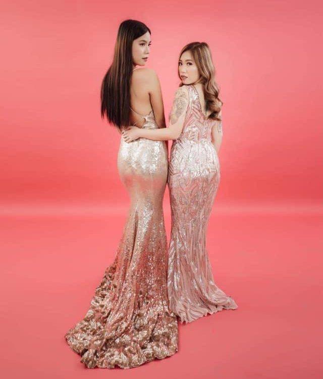 Krishael's Gowns x Fleurs Du Jour Bouquets  The August Portfolio  #Dabaprenuer ...