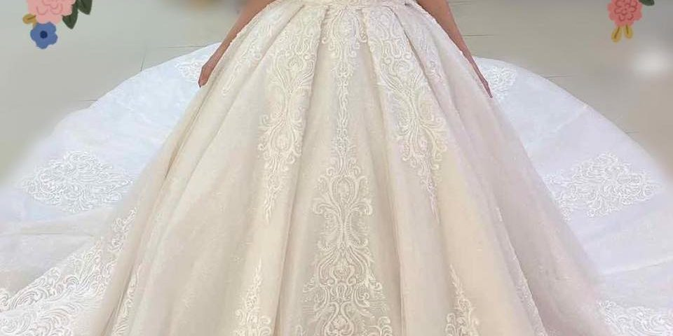 Class AA Wedding Gown arriving on or before September 20, 2020. For first user r...