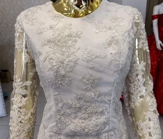 Class B Bridal Gown