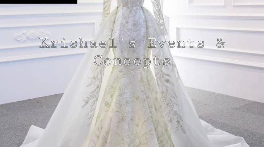 Premium 2-1 Wedding Gown arriving first week of November 2020. Available for fir...