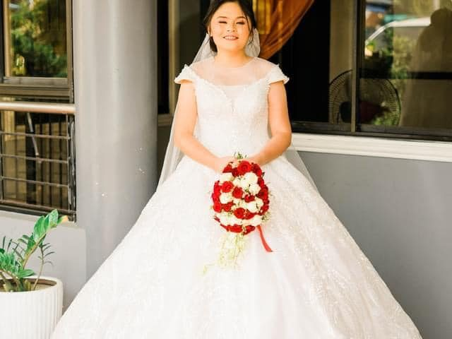 Beautiful Bride! Thank you for the  trust  Krishael's Events & Concepts   ...
