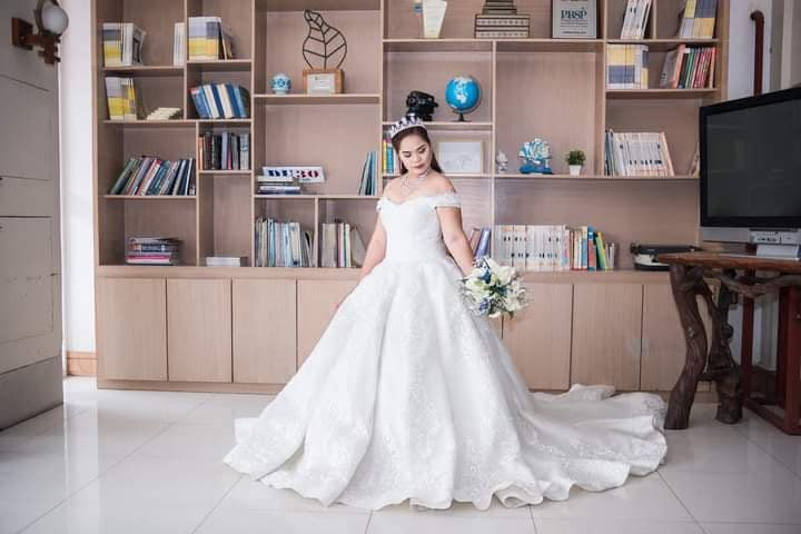 Stunning Bride! Thank you for the trust dear client.   Krishael's Events & ...