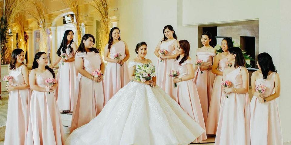 Wedding Gown Packages Rates for as low as Php 7,000.00.   Inclusions:  Bridal Go...