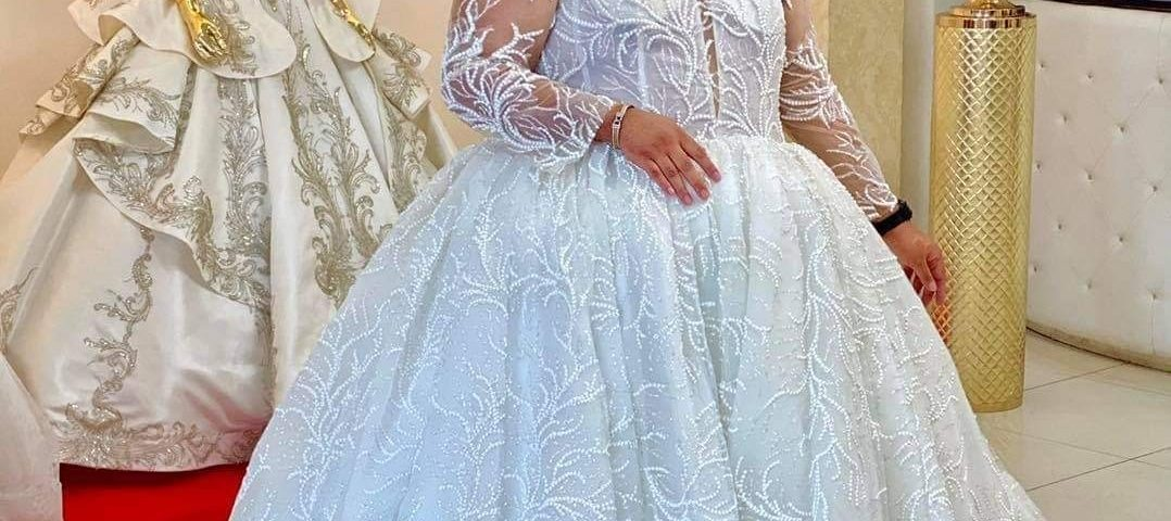 Wedding Gown by Krishael's Events & Concepts